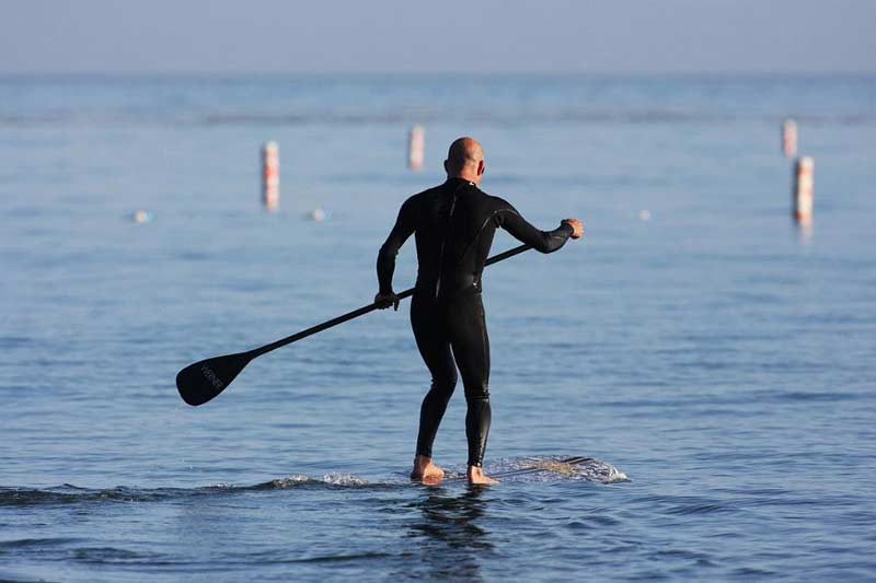 Stand Up Paddle Boarding | Freedom Surf School Tramore, Co